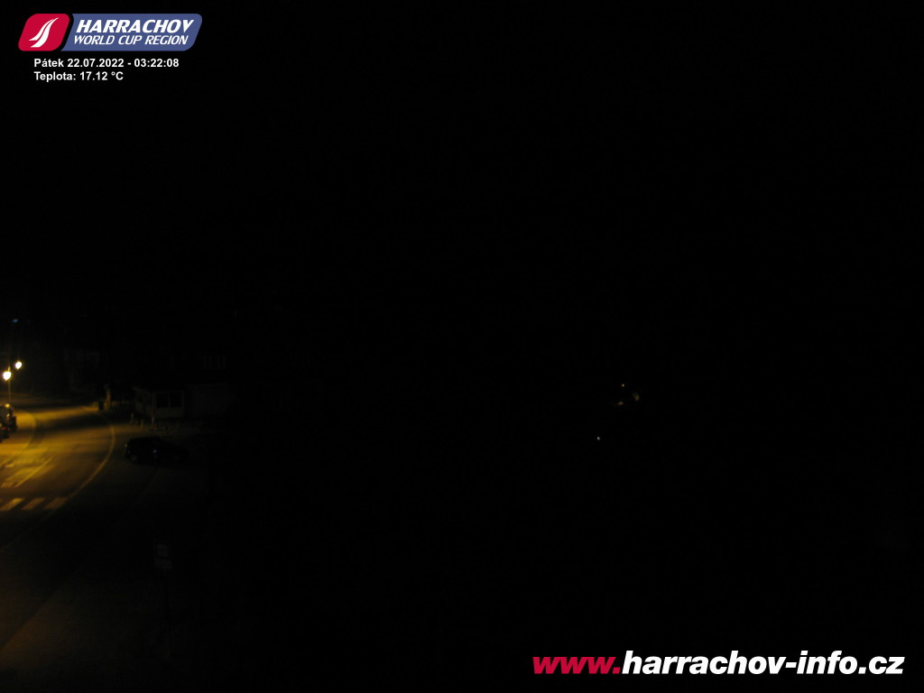 Webcam Ski Resort Harrachov Ort - Giant Mountains