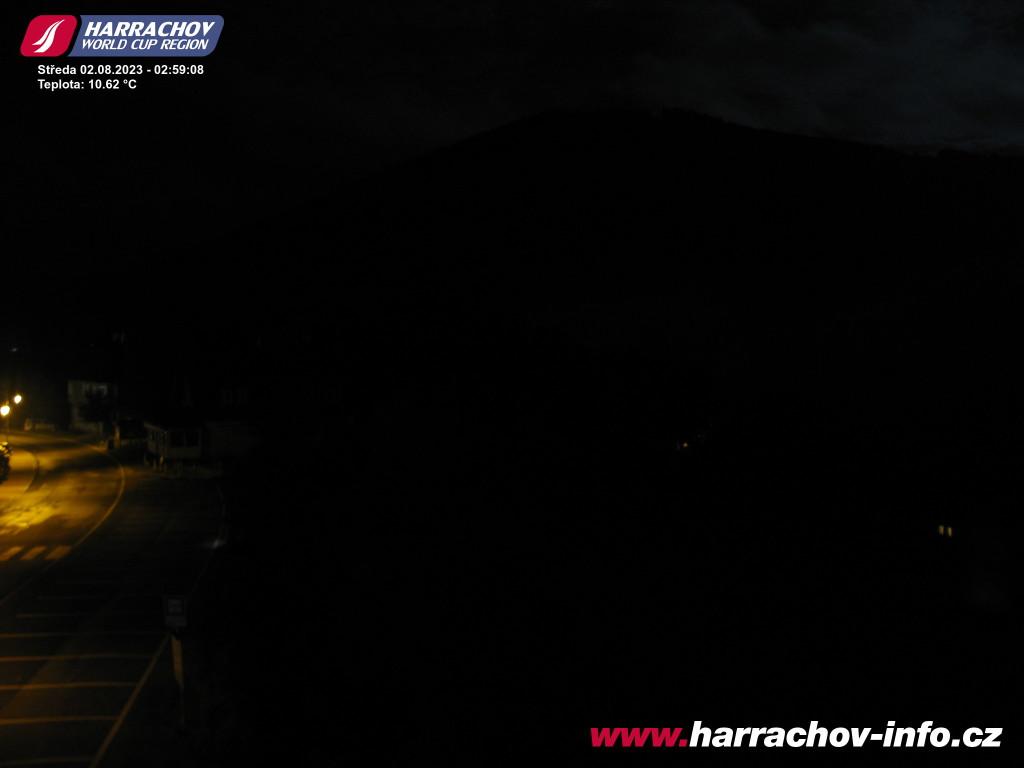 Webcam Skigebied Harrachov Ort - Reuzengebergte