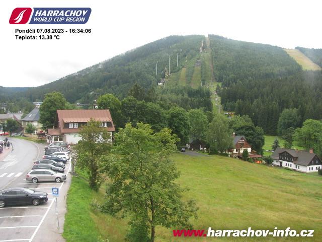 Webkamery Harrachov